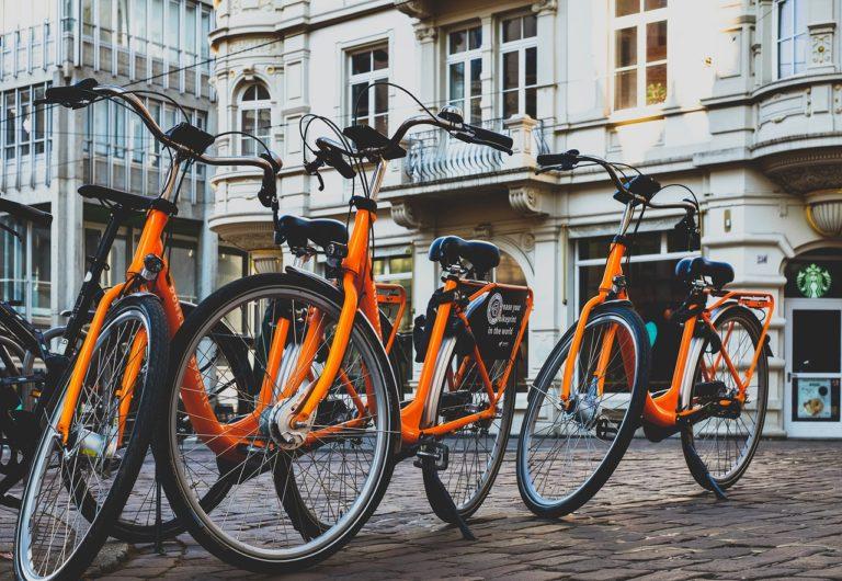 bike rental rent a bike gdansk